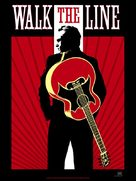 Walk The Line - French DVD movie cover (xs thumbnail)