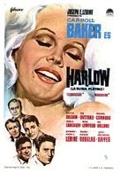 Harlow - Spanish Movie Poster (xs thumbnail)