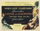 Caesar and Cleopatra - Movie Poster (xs thumbnail)