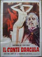 Nachts, wenn Dracula erwacht - Italian Movie Poster (xs thumbnail)