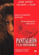 Pantaleón y las visitadoras - Mexican Movie Cover (xs thumbnail)