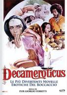 Decameroticus - Italian DVD movie cover (xs thumbnail)