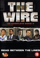 """The Wire"" - Dutch DVD movie cover (xs thumbnail)"