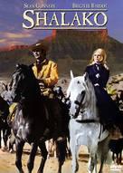 Shalako - DVD cover (xs thumbnail)