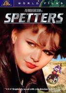 Spetters - DVD cover (xs thumbnail)