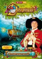 """""""Piet Piraat"""" - Belgian DVD movie cover (xs thumbnail)"""