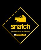 Snatch - British Movie Poster (xs thumbnail)