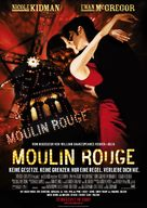 Moulin Rouge - German Advance poster (xs thumbnail)