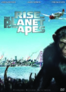 Rise of the Planet of the Apes - poster (xs thumbnail)