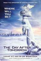 The Day After Tomorrow - Dutch Movie Poster (xs thumbnail)