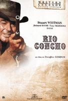 Rio Conchos - French DVD cover (xs thumbnail)