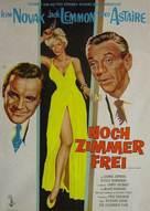 The Notorious Landlady - German Movie Poster (xs thumbnail)