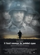 Saving Private Ryan - French Movie Poster (xs thumbnail)