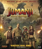 Jumanji: Welcome To The Jungle - Czech Movie Cover (xs thumbnail)