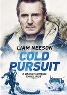 Cold Pursuit - DVD cover (xs thumbnail)