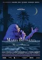 Maria Bethânia: Música é Perfume - Spanish Movie Poster (xs thumbnail)
