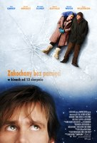 Eternal Sunshine Of The Spotless Mind - Polish Movie Poster (xs thumbnail)