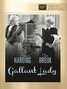 Gallant Lady - DVD cover (xs thumbnail)