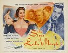 Lola Montès - Movie Poster (xs thumbnail)
