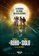 El robo del siglo - Argentinian Movie Poster (xs thumbnail)
