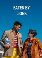 Eaten by Lions - British Movie Poster (xs thumbnail)