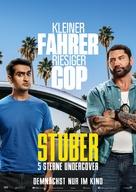 Stuber - German Movie Poster (xs thumbnail)