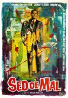 Touch of Evil - Spanish Movie Poster (xs thumbnail)