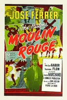 Moulin Rouge - British Movie Poster (xs thumbnail)