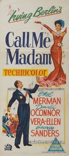 Call Me Madam - Australian Movie Poster (xs thumbnail)