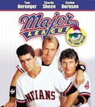 Major League - Blu-Ray movie cover (xs thumbnail)