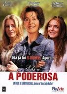 Georgia Rule - Brazilian DVD cover (xs thumbnail)