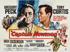 Captain Newman, M.D. - British Movie Poster (xs thumbnail)