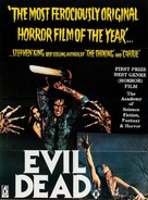The Evil Dead - Australian Movie Poster (xs thumbnail)