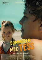 My Extraordinary Summer with Tess - Norwegian Movie Poster (xs thumbnail)