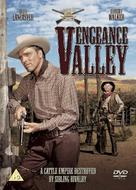 Vengeance Valley - British DVD movie cover (xs thumbnail)