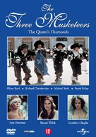 The Three Musketeers - Dutch DVD cover (xs thumbnail)