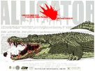 Alligator - Movie Poster (xs thumbnail)