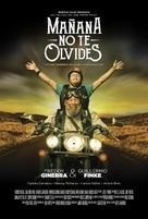 Mañana no te olvides - Puerto Rican Movie Poster (xs thumbnail)
