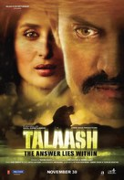Talaash - Indian Movie Poster (xs thumbnail)