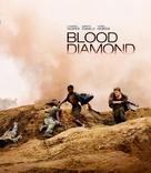 Blood Diamond - Blu-Ray movie cover (xs thumbnail)