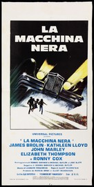 The Car - Italian Movie Poster (xs thumbnail)