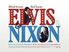 Elvis & Nixon - British Movie Poster (xs thumbnail)