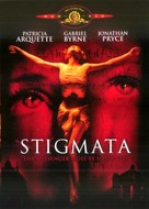Stigmata - DVD movie cover (xs thumbnail)