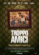 Tellement proches - Italian Movie Poster (xs thumbnail)