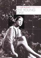 The Young One - British DVD movie cover (xs thumbnail)