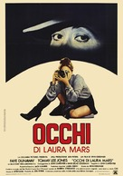 Eyes of Laura Mars - Italian Movie Poster (xs thumbnail)