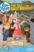 """Peter Rabbit"" - British DVD movie cover (xs thumbnail)"