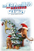 Ice Age: A Mammoth Christmas - Mexican Movie Poster (xs thumbnail)