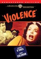 Violence - DVD cover (xs thumbnail)