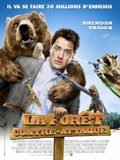 Furry Vengeance - French Movie Poster (xs thumbnail)